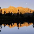 4.夕刻の鏡池