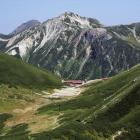 7.双六小屋と鷲羽岳