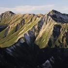 12.鷲羽岳と水晶岳