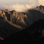 41.輝く岩峰