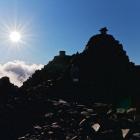 94.奥穂高岳山頂