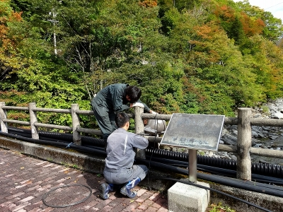 第27回奥飛騨温泉郷 新穂高紅葉散策 夜空を楽しむ会