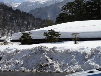 飛騨・北アルプス自然文化センター(平湯ビジターセンター)