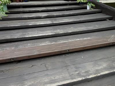 階段板交換