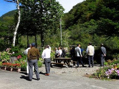 上田市より温泉地視察