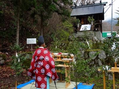 新穂高神社例祭